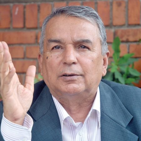Govt failed to satisfy public: Leader Poudel